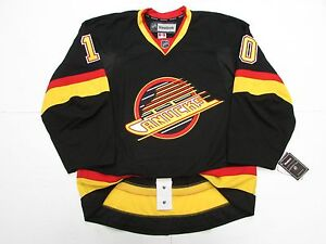 PAVEL BURE VANCOUVER CANUCKS AUTHENTIC FLYING SKATE REEBOK EDGE 2.0 7287 JERSEY