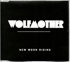WOLFMOTHER - NEW MOON RISING - RARE PROMO CD SINGLE - MINT