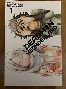 Deadman Wonderland vol 1 Manga English Viz