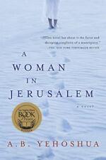 A Woman in Jerusalem by A.B. Yehoshua PB  NEW!