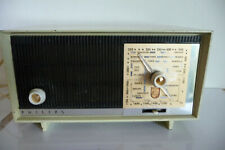 POSTE RADIO A LAMPE PHILIPS modèle B 1F 20 U