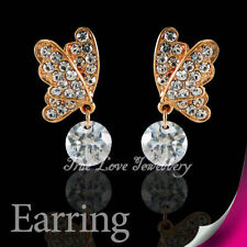 Unbranded Butterfly Mixed Themes Fashion Earrings
