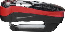 ABUS DETECTO 7000 RS 1 Pixeles Rojo 70mm BLOQUEO DE DISCO MOTO Alarma Seguridad