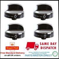 STOVES NEW WORLD NW601DFDOL, NW601GTCLM COOKER OVEN GAS HOB KNOB 4 PACK GENUINE