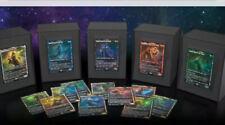 *IN HAND* Mtg Set of Theros Secret Lair Bundle Stargazing Foil Gods - All 15!