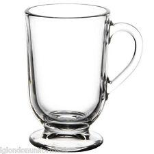 6x café irlandés tazas de café con leche Alto Gafas 300 Ml VD-10