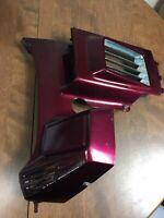 1985 HONDA GL1200 LE 1200 GOLDWING LEFT FRONT VENT LOWER FAIRING COWL COVER