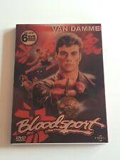 Bloodsport - Digibook inkl. 6 Postenkarten / FSK 18 Uncut / Mega Rar