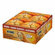 HotHands Hand Warmers 10 Hours of Heat (80 pairs)