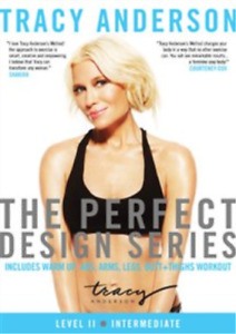 Tracy Anderson's Perfect Design Series: Sequence  (UK IMPORT) DVD [REGION 2] NEW