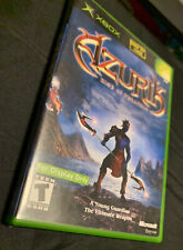 Azurik (Microsoft Xbox, 2002) NEW - FOR DISPLAY ONLY - Launch Promo