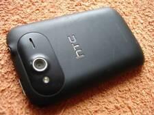 HTC Wildfire S * Zustand Gut * Ohne Simlock * Schwarz * Touchhandy * 11