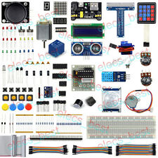 UCTRONICS Ultimate Starter Learning Kit 205 Items for Raspberry Pi 3 w/ Tutorial