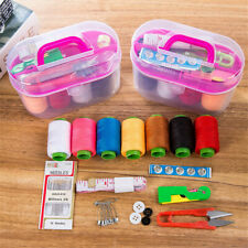 Portable Sewing Box Knitting Needle Quilting Thread SewingStitching Embroidery