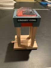 Thomas & Friends Wooden Train CROSBY COAL TOWER Mint 2016