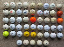 Golf Ball lot logos Ohio Atwood Bob O Link Spring Valley Britishire Salt Fork MR