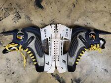 Ccm Easton E30 Externo Ice Hockey Skates Size 7.5. Great Shape.