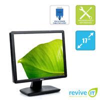 "Dell E1713S 17"" 1280x1024 5:4 LCD TFT Flat Panel TN Monitor VGA - Grade B"