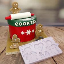 Karen Davies Gingerbread Cookie & Cake Mold 2019