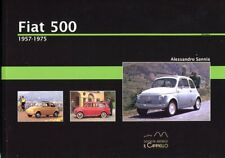Fiat 500 Saloon Giardiniera Sport 1957-1975 - great history book