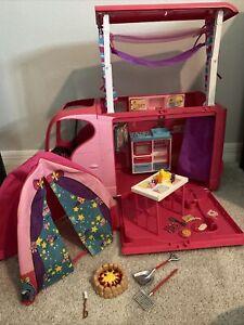 Barbie Dream Camper RV Van Lot