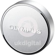 Olympus LC-48B 48mm Metal Lens Cap (Silver)