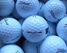 100 Titleist Velocity  Golfbälle AAAA - AAA