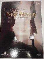 THE NEW WORLD - DVD CARTONATO - 2 DISCHI - visita il negozio COMPRO FUMETTI SHOP