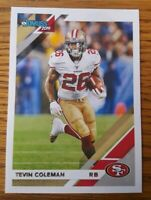 Tevin Coleman  2019 Donruss San Francisco 49ers Card #20  *576*