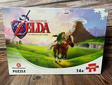 Legend of Zelda Ocarina of Time 1000 Piece pc Jigsaw Puzzle
