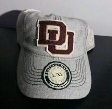 Denver University Adidas Heritage Hall Vintage Style Hat L/XL
