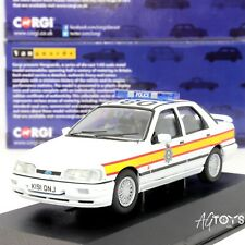Ford Sierra Sapphire RS Cosworth 4x4 Sussex Police 1:43 Scale Corgi Model