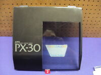 AIWA PX-30(U) Turntable Dust Cover. Read More Below. Part Entire AIWA PX-30(U).