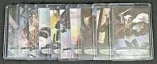 2020 UPPER DECK MARVEL MASTERPIECES CANVAS GALLERY FULL 10 CARD SET QTY!!