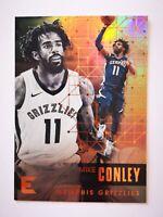 Panini Essentials 2017-18 card carte NBA Memphis Grizzlies #112 Mike Conley