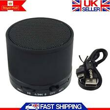 Mini Bluetooth Portable Wireless Super Bass Speaker For iPhone Samsung Tablet UK