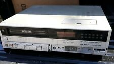Sanyo VCR 4590 Beta VCR Player Powers on Not tested Selling As is Parts