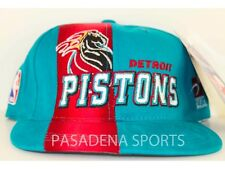 "DETROIT PISTONS VINTAGE 1997 DRAFT DAY ""SPORTS SPECIALTIES"" SNAPBACK  CAP"