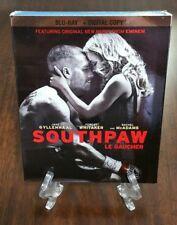 Southpaw Blu-ray with Slipcover. Factory Sealed. Jake Gyllenhaal Rachel McAdams