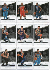 2017-18 Panini Impeccable Holo Silver /49 Pick Any Complete Your Set