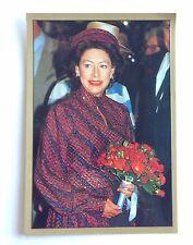 Princess In Copenhagen The Royal Family Panini Sticker Album Card 1988 (B10)