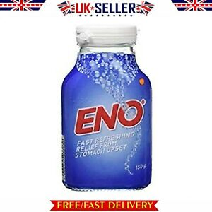 Eno Fruit Salts 150g - Fast Effective Relief From Stomach Upset - Select Pack