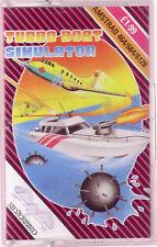 Turbo Boat Simulator (Silverbird) Amstrad CPC-en muy buena condición y Completo