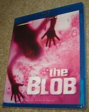 THE BLOB TWILIGHT TIME LIMITED EDITION BLU-RAY, NEW & SEALED, RARE, OUT OF PRINT