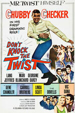 Don't Knock The Twist - 1962 - Movie Poster