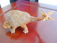 Retired Safari Doedicurus Prehistoric Animal Dinosaur PVC Figure Figurine RARE