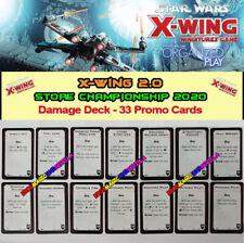 X-Wing #DL Howlrunner Promo Card
