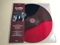 TRAFFIC - BBC 1967 MULTICOLOUR VINYL Lp no kidding label NK201810 ltd edition