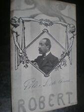 More details for old postcard spain artist painter august robert y suris c1900s