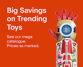 Shop our Mega Toy Catalogue
